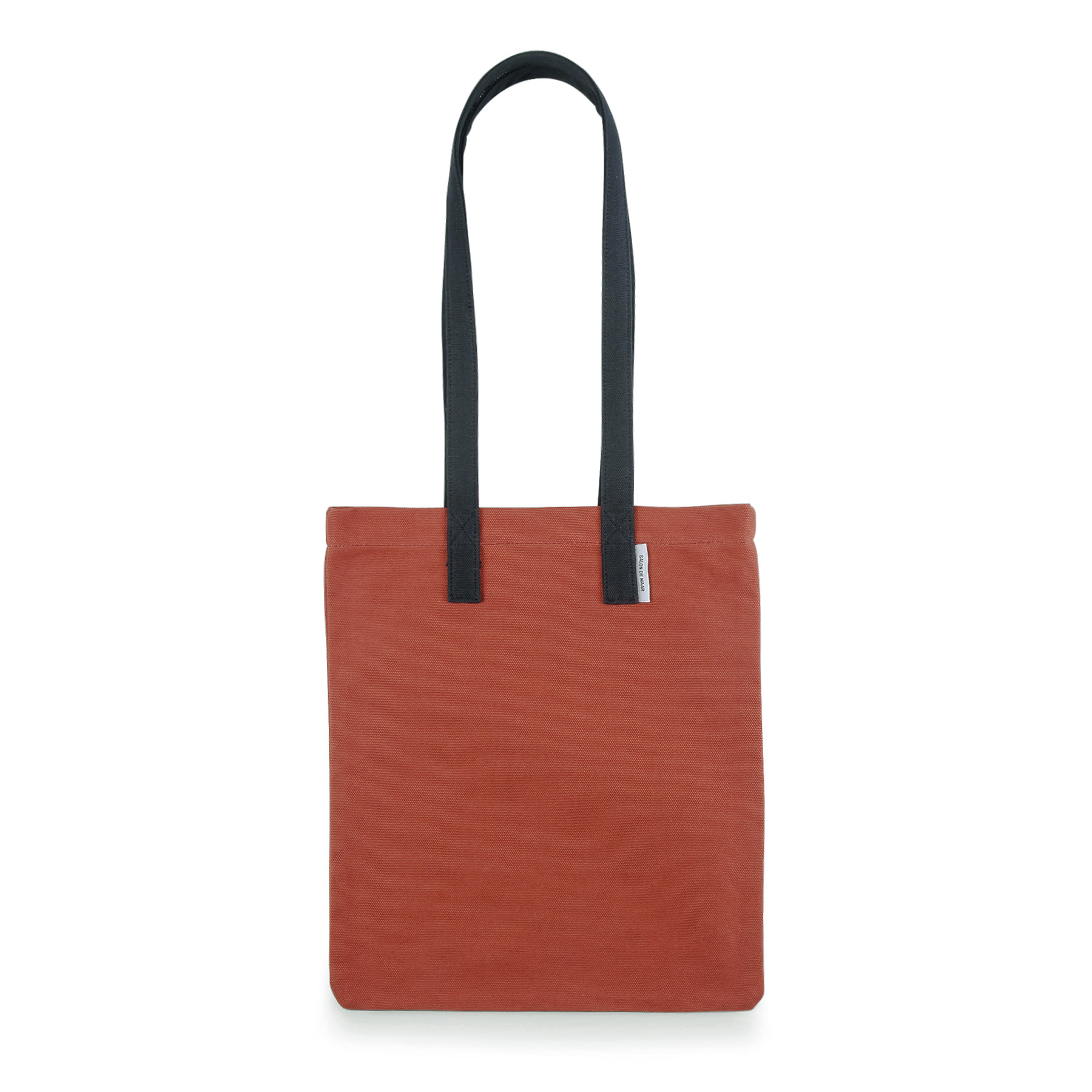 BERCY ECO-BAG BRICK RED