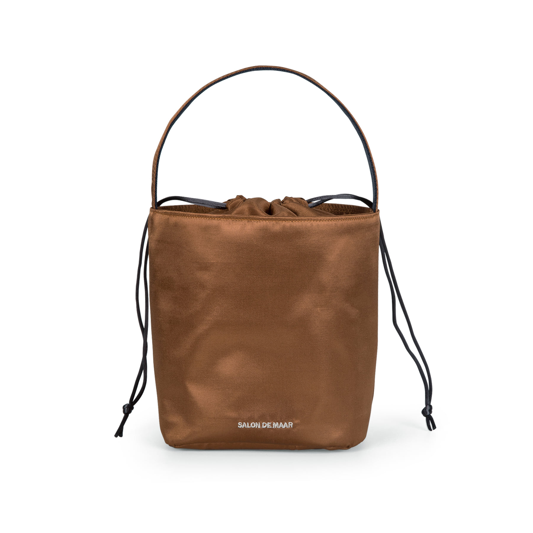 NEUF BUCKET BAG GOLDEN BROWN