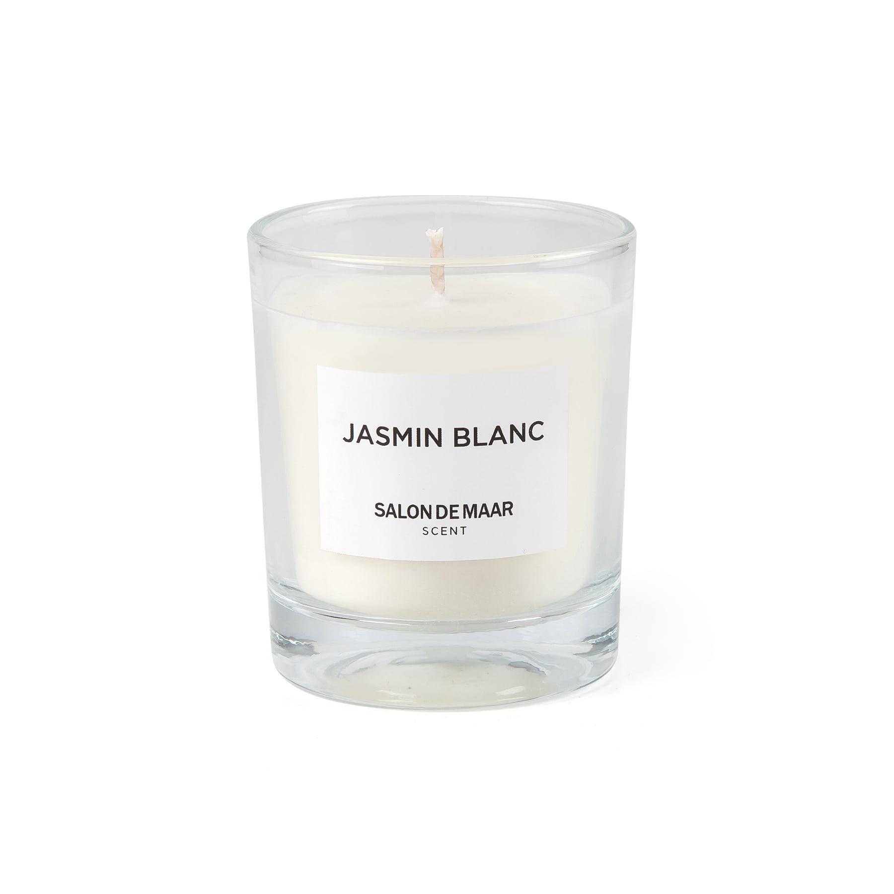 SCENTED CANDLE JASMIN BLANC