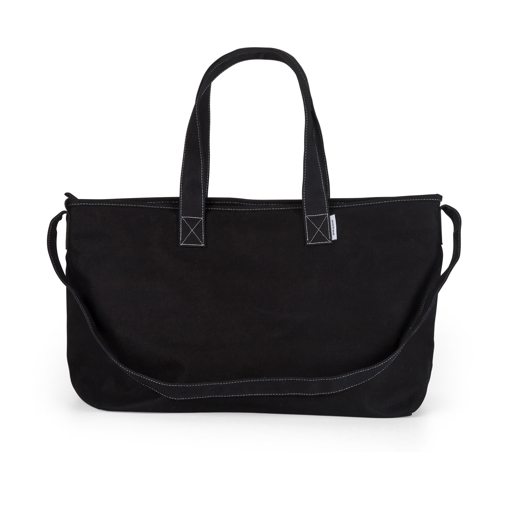[EXCLUSIVE] TRAVEL BAG BLACK