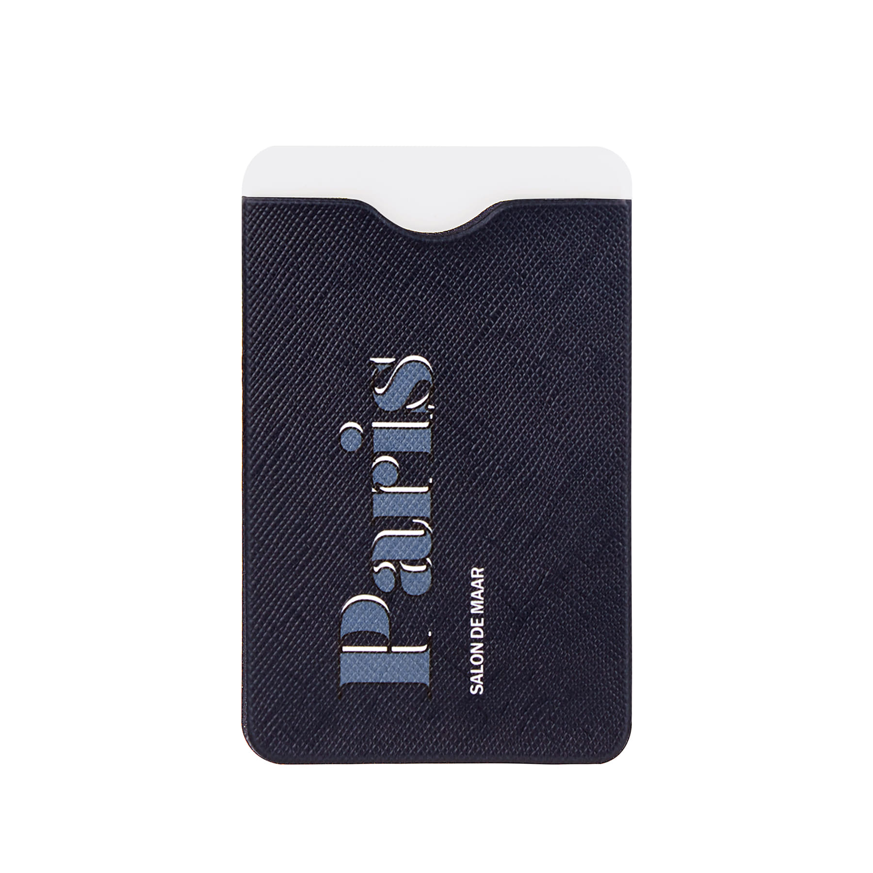 PARIS PORTABLE CARD POCKET NAVY